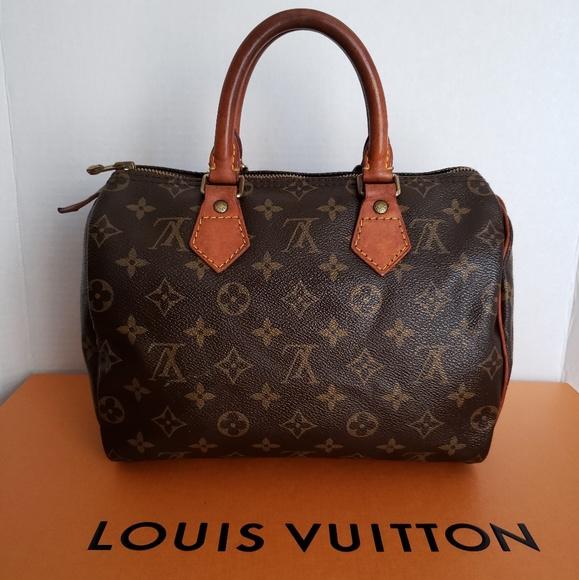 Louis Vuitton Handbags - ❌SOLD❌ Louis Vuitton Speedy 25